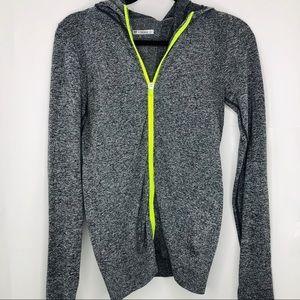 Forever 21 workout spandex jacket